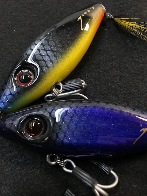 "Junior Z Glide  4.25""  2.25 oz.+- (C&R) Sorry, temporarily out of stock"
