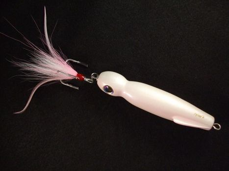 Spring Squid-Treble Hook - Sorry, Temporarily Out of Stock